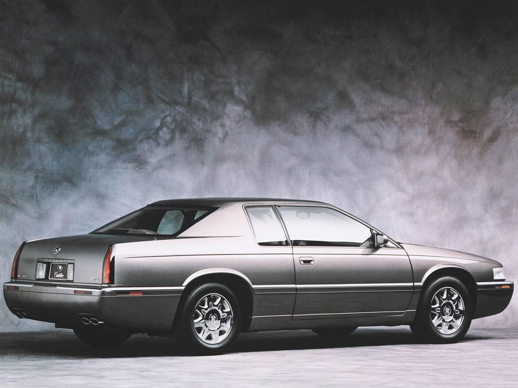 Cadillac Eldorado 1996 foto - 1