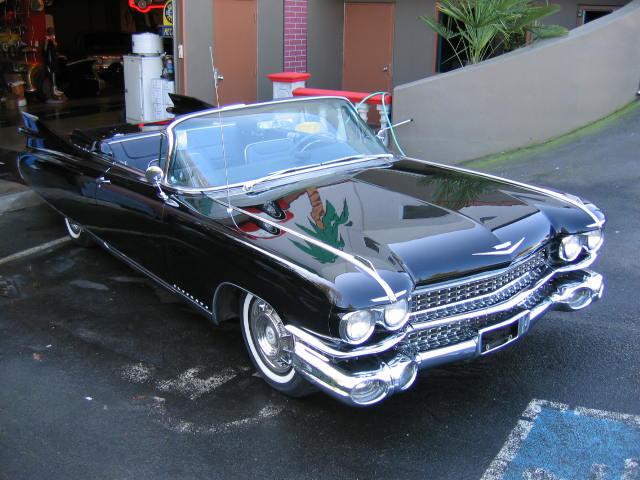 Cadillac Eldorado 1996 foto - 3