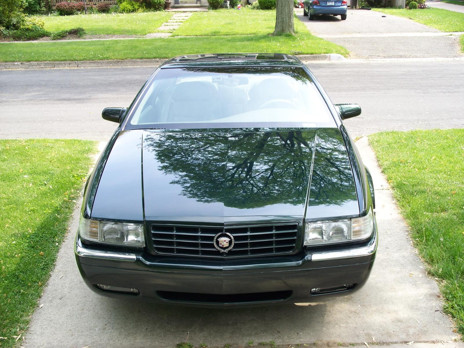 Cadillac Eldorado 1997 foto - 2