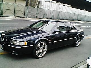 Cadillac Eldorado 1997 foto - 3