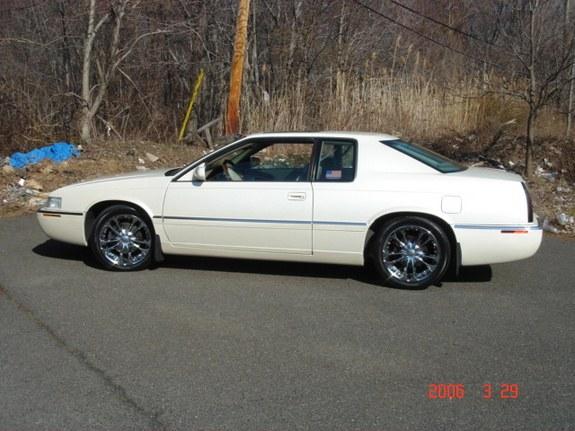 Cadillac Eldorado 1997 foto - 4