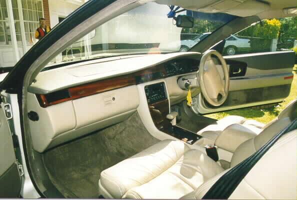 Cadillac Eldorado 1997 foto - 6