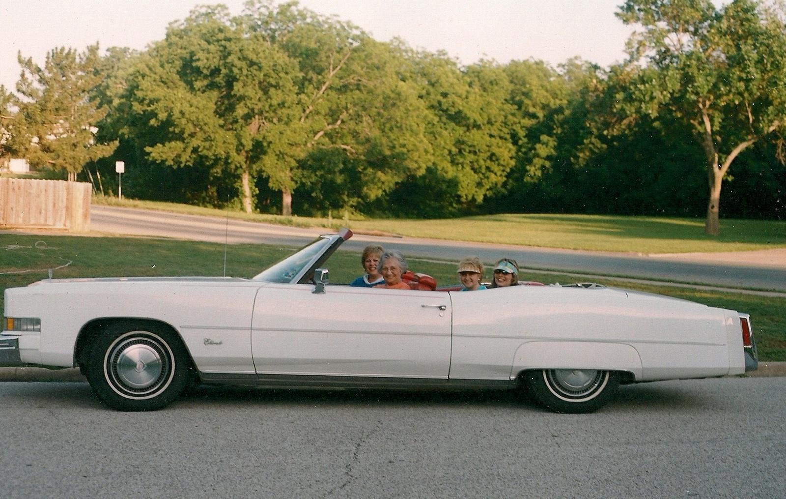 Cadillac Eldorado 1998 foto - 2