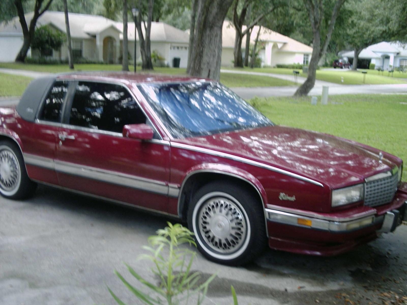 Cadillac Eldorado 1999 foto - 2