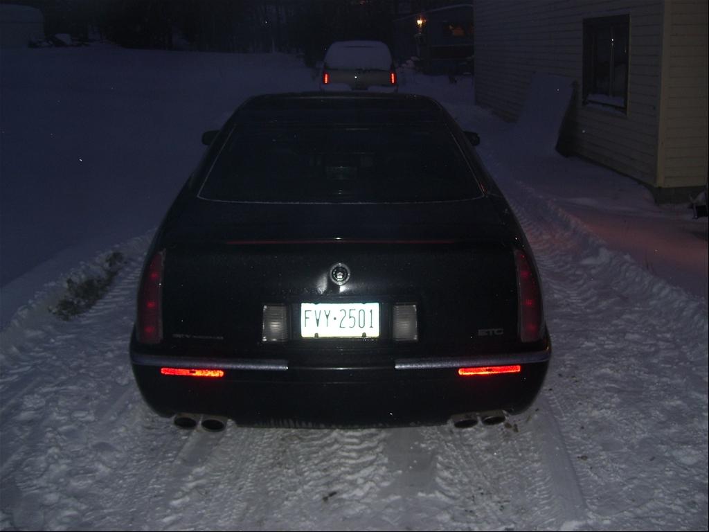Cadillac Eldorado 1999 foto - 3