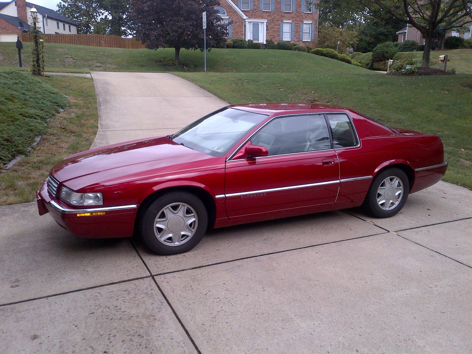 Cadillac Eldorado 1999 foto - 4