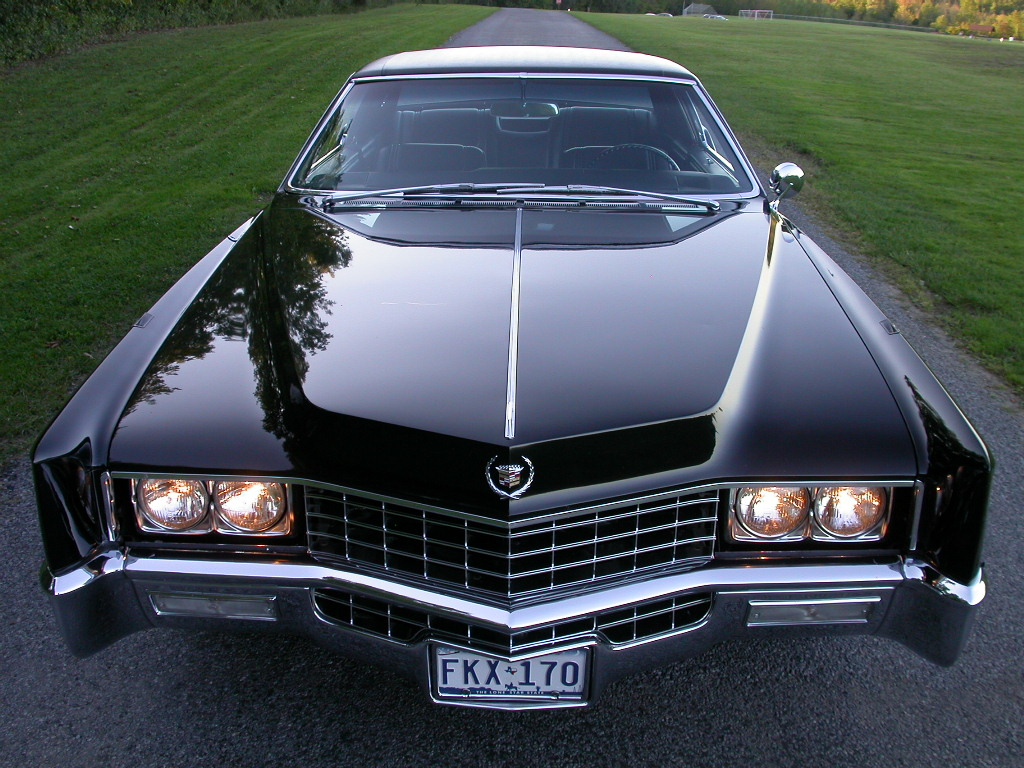 Cadillac Eldorado 2000 foto - 3