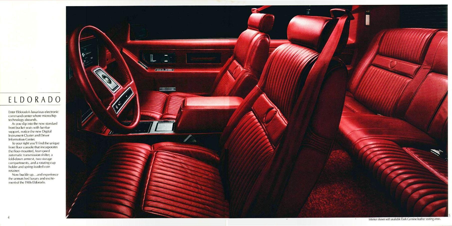 Cadillac Eldorado 2001 foto - 1