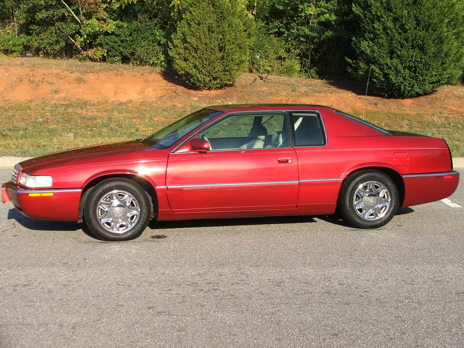 Cadillac Eldorado 2001 foto - 4