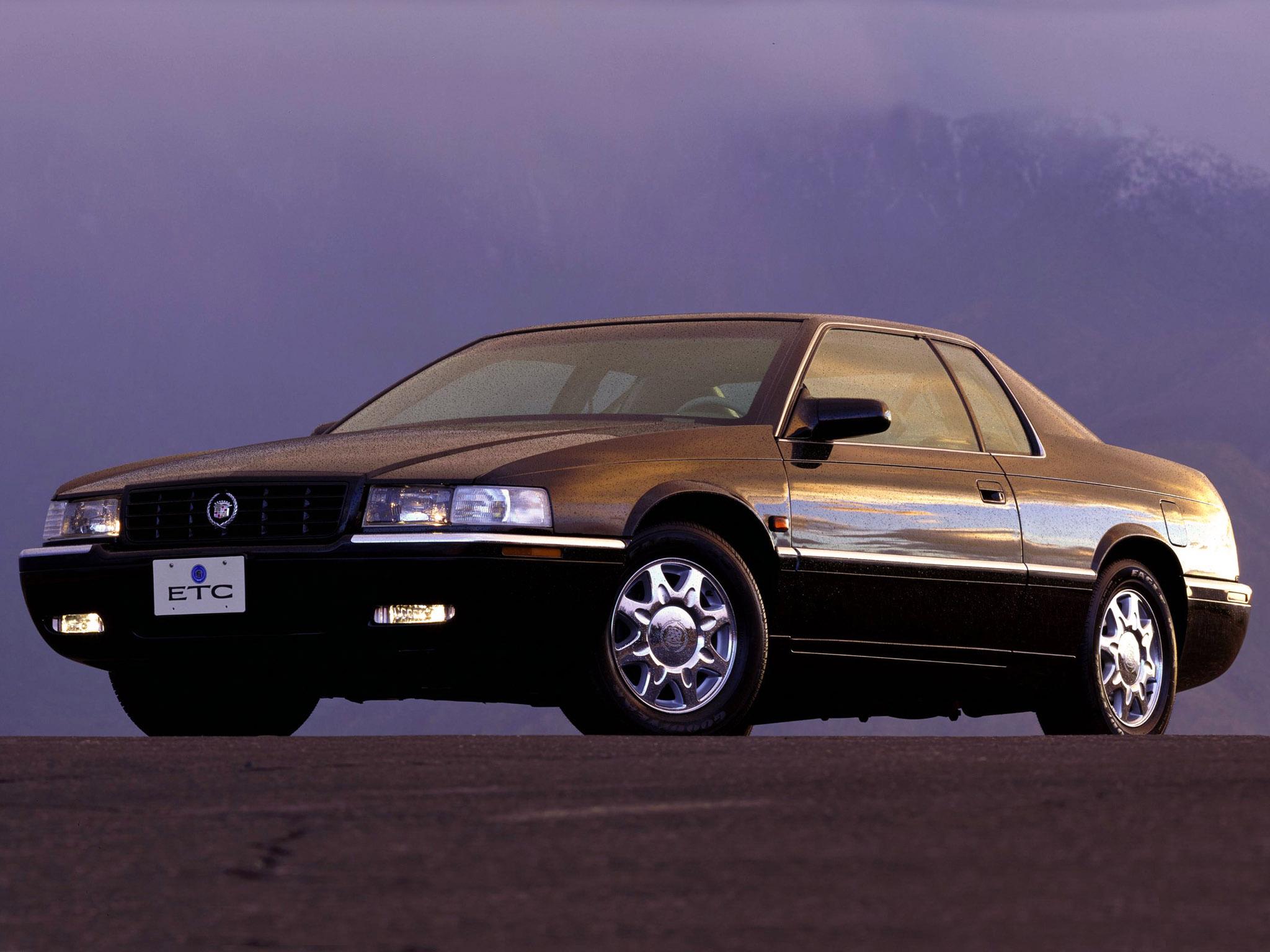 Cadillac Eldorado 2001 foto - 6