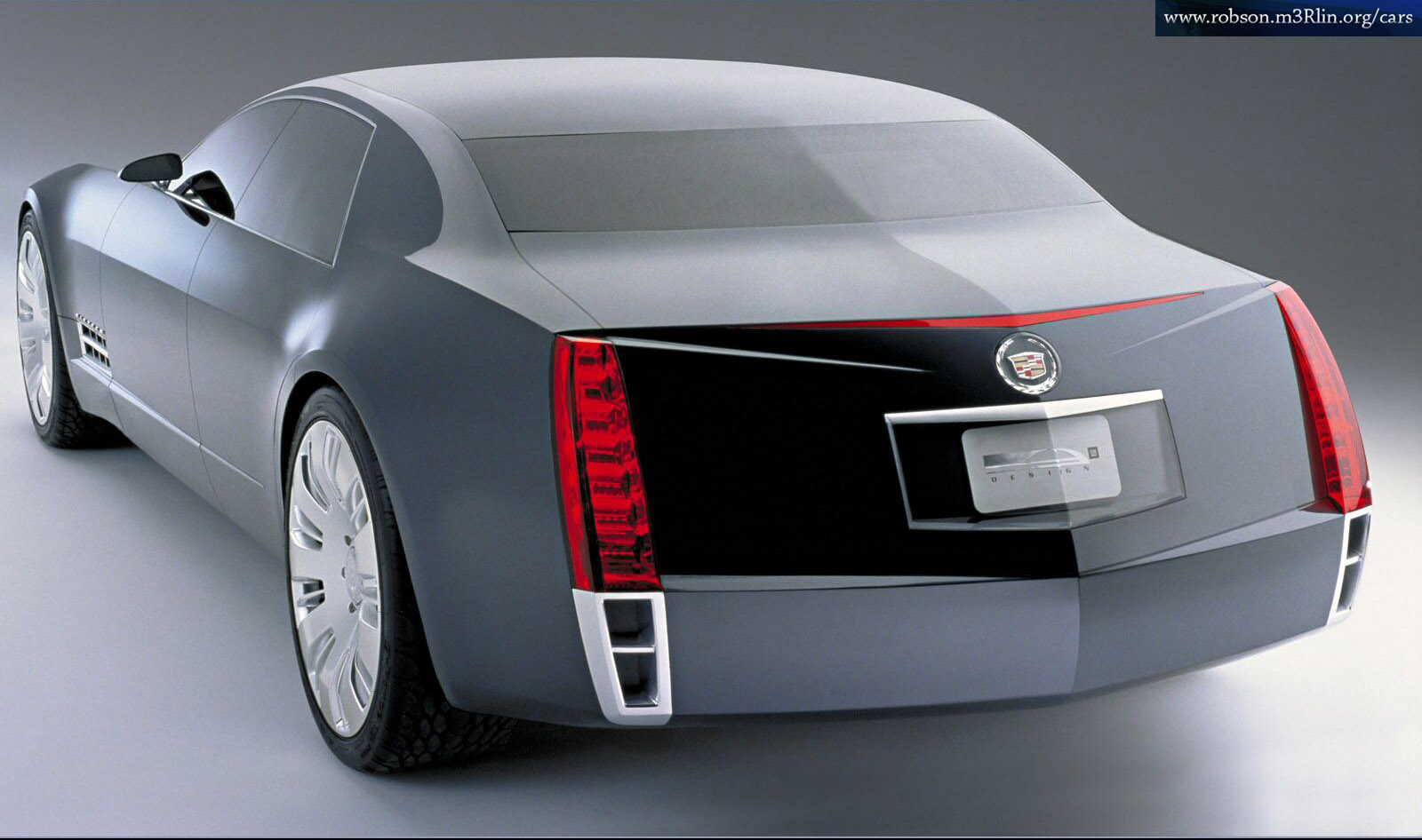Cadillac Eldorado 2002 foto - 2