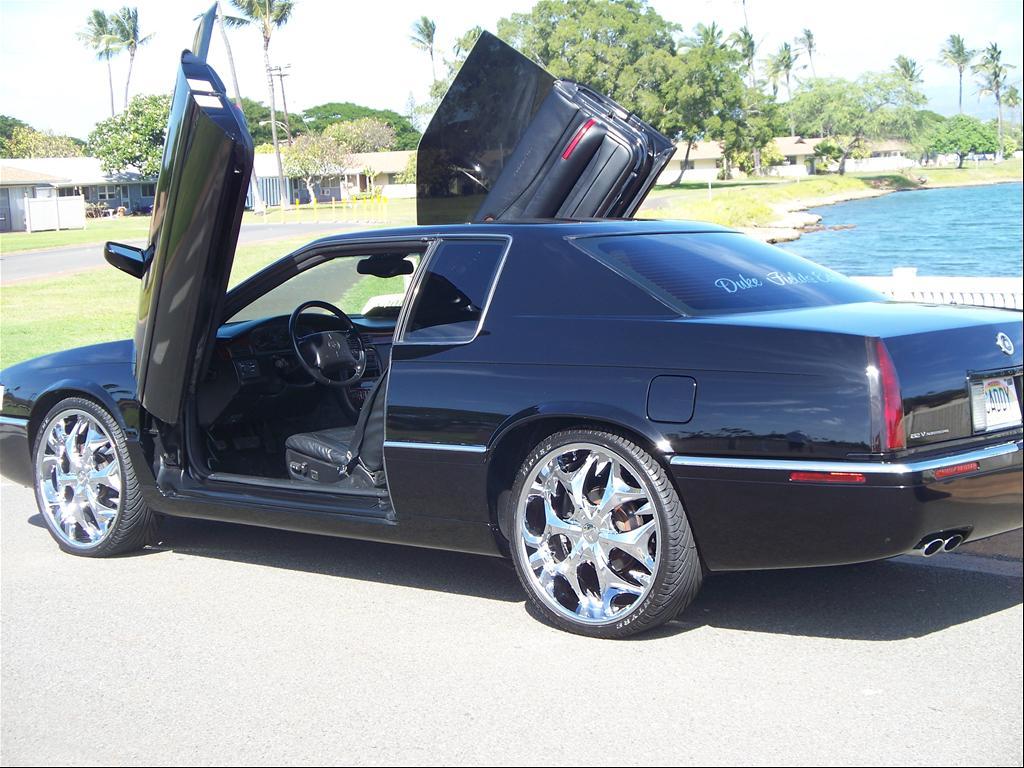 Cadillac Eldorado 2002 foto - 3