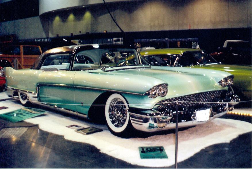 Cadillac Eldorado 2002 foto - 4