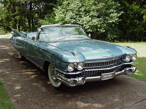 Cadillac Eldorado 2002 foto - 6
