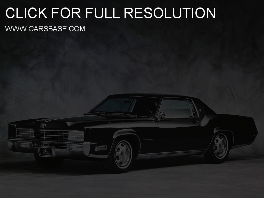 Cadillac Eldorado 2015 foto - 3