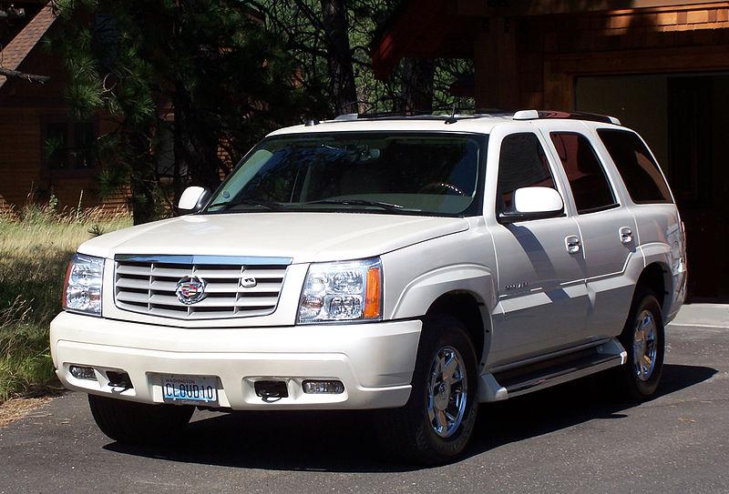 Cadillac Escalade 1998 foto - 5