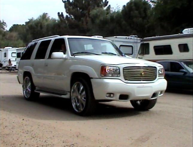 Cadillac Escalade 1999 foto - 3