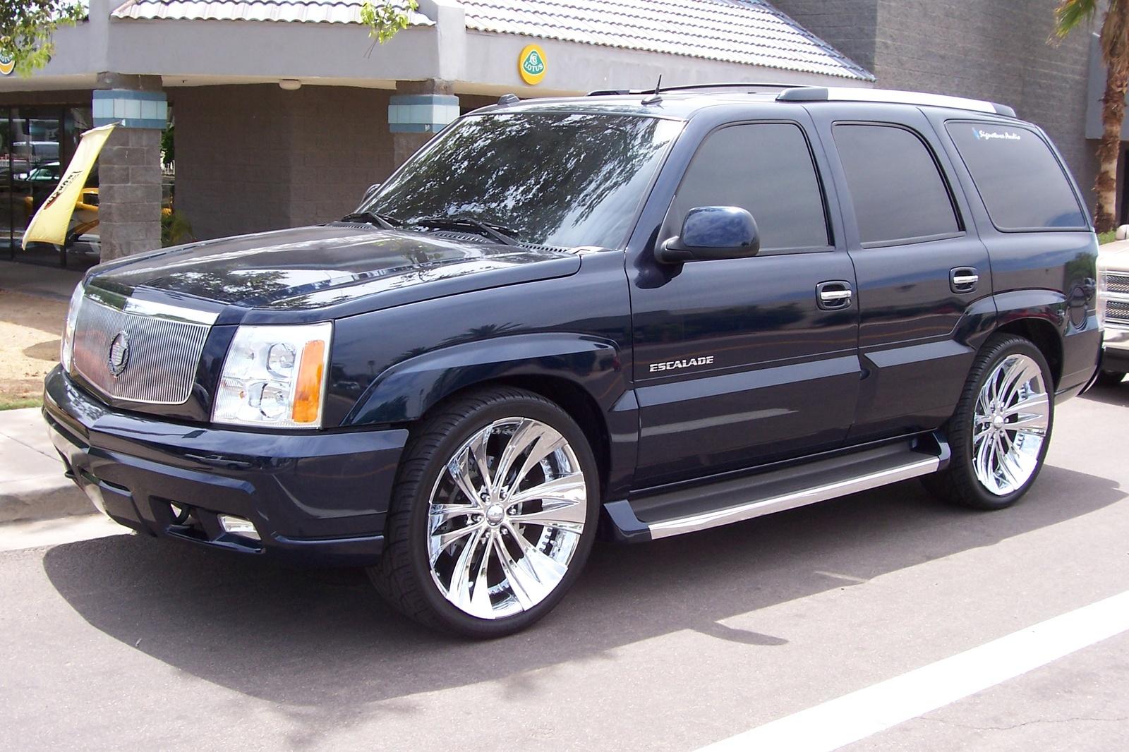 Cadillac Escalade 2001 foto - 1