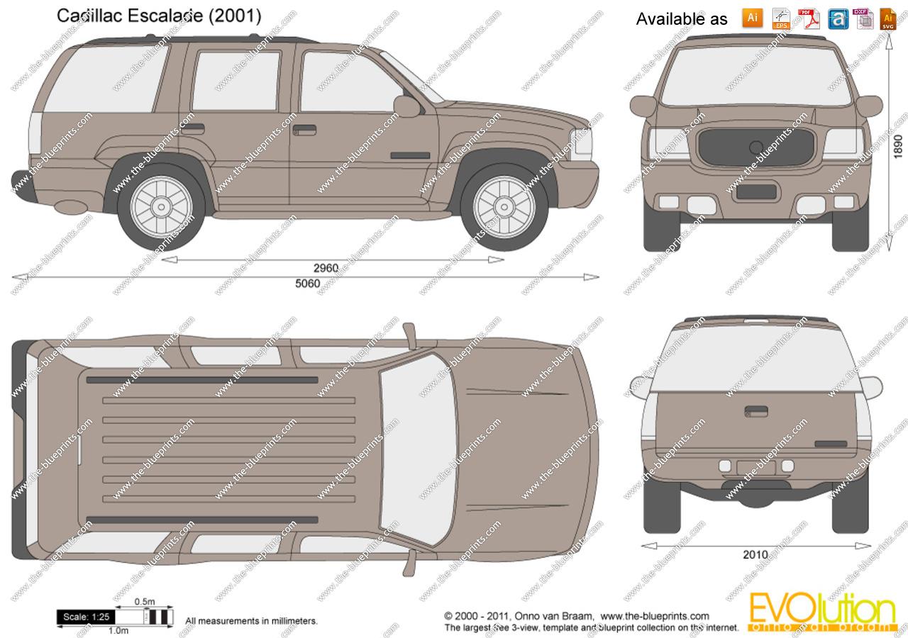 Cadillac Escalade 2001 foto - 5