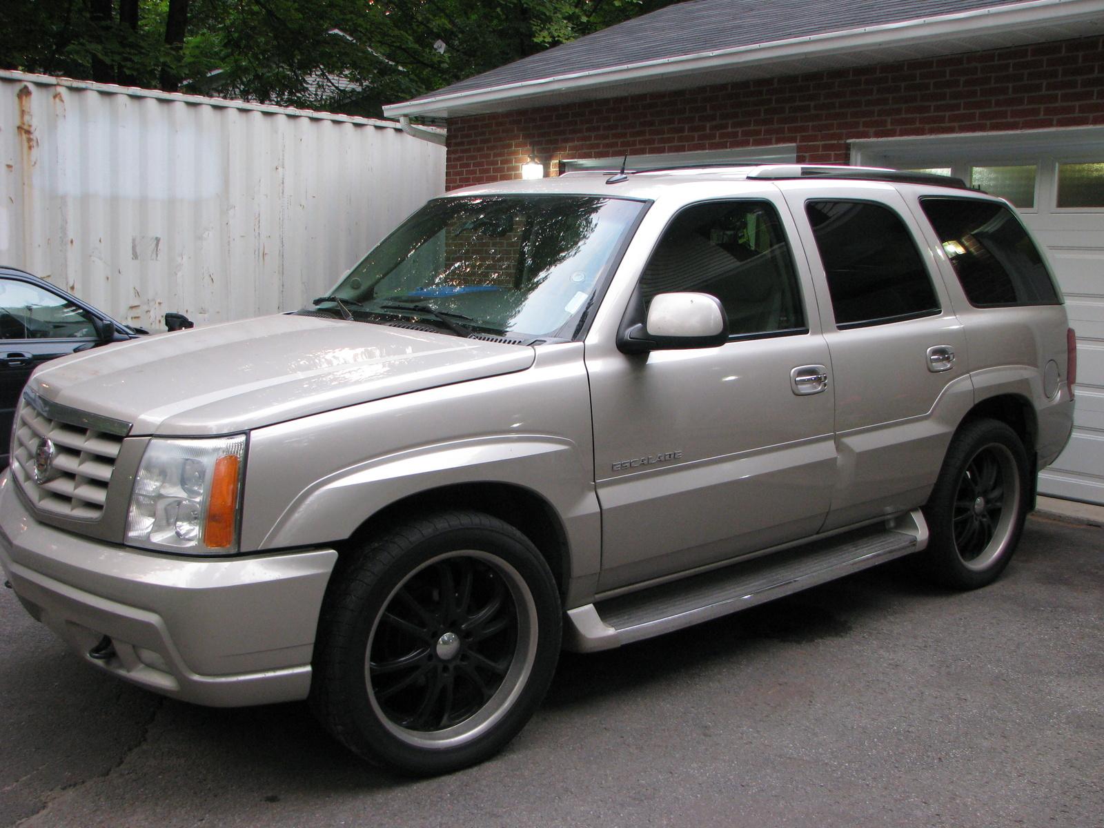 Cadillac Escalade 2003 foto - 2