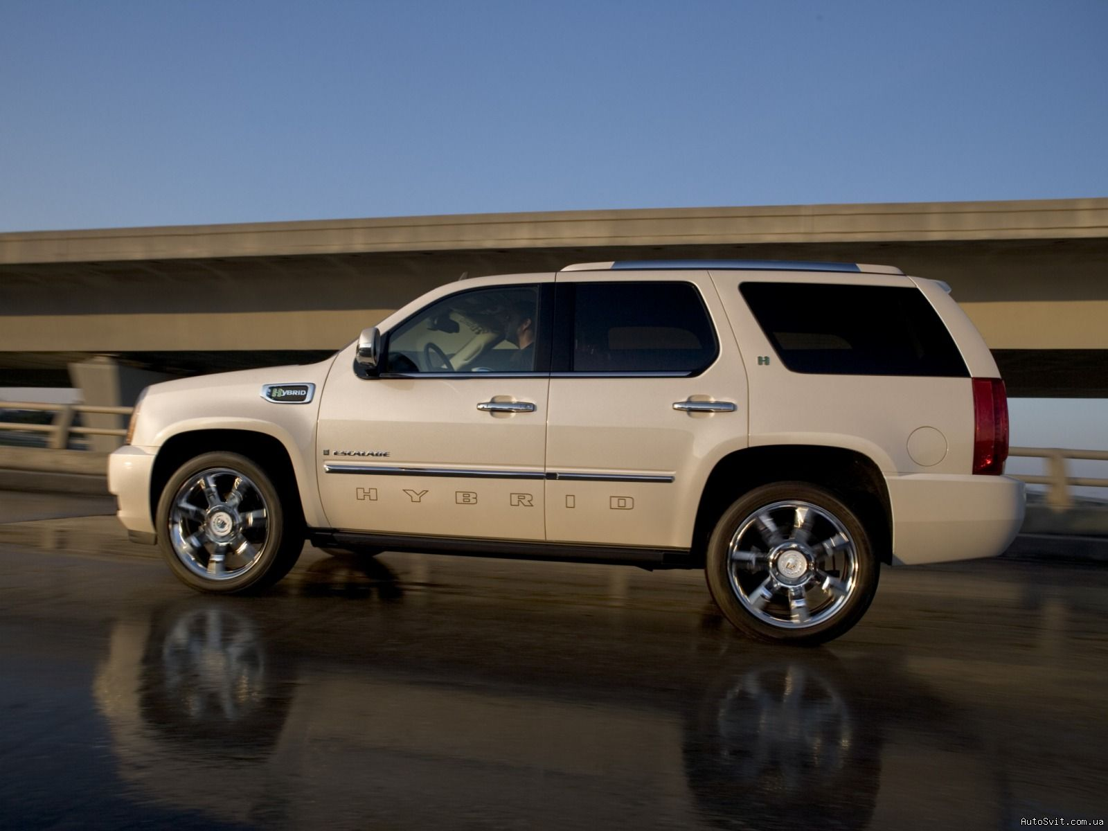 Cadillac Escalade 2003 foto - 6