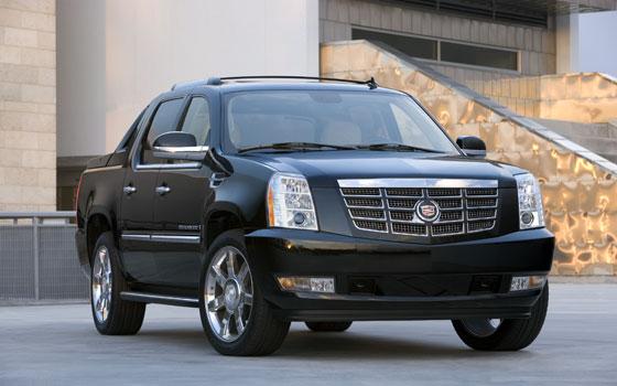 Cadillac Escalade 2009 foto - 4