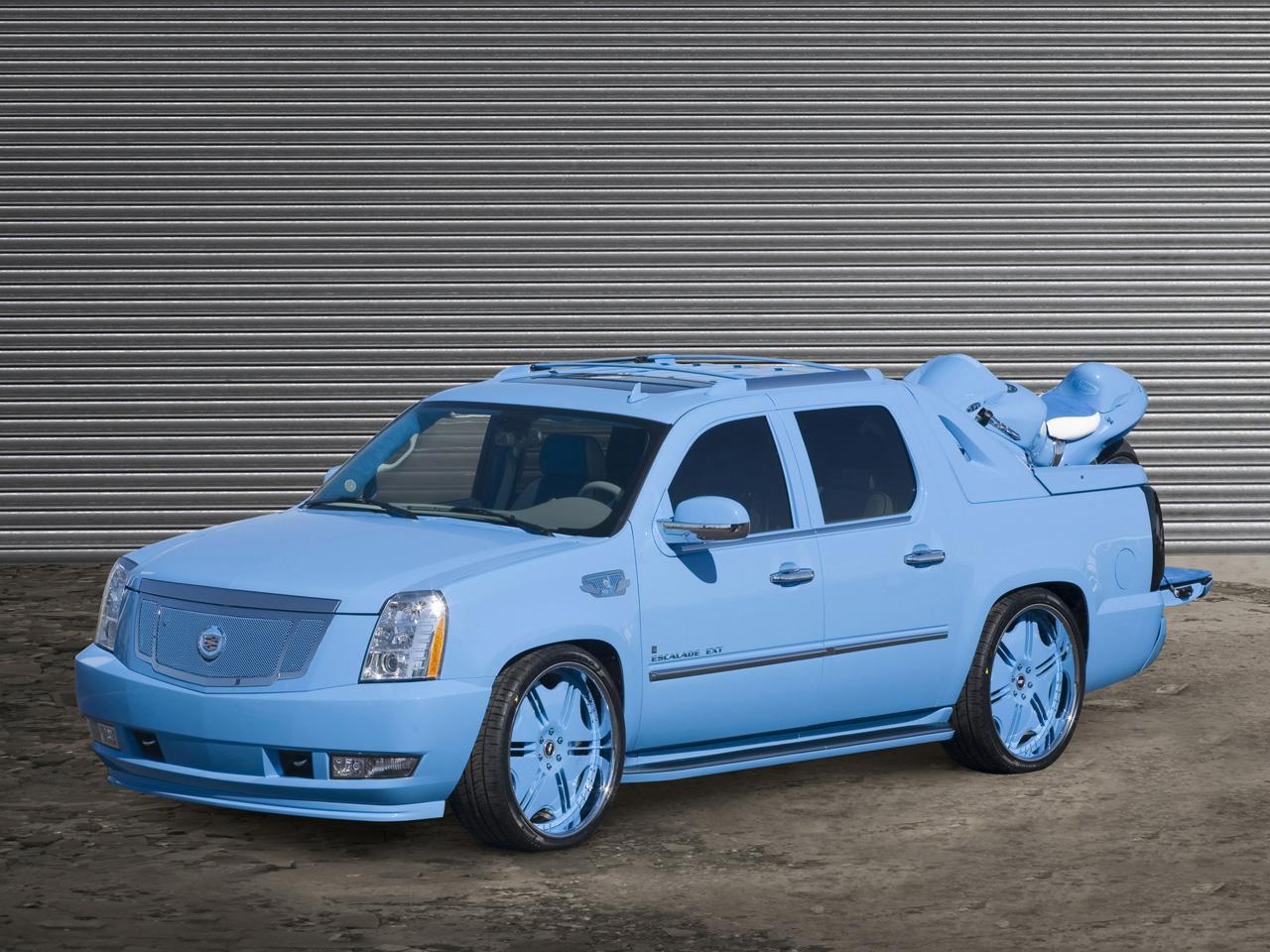 Cadillac Escalade 2011 foto - 1