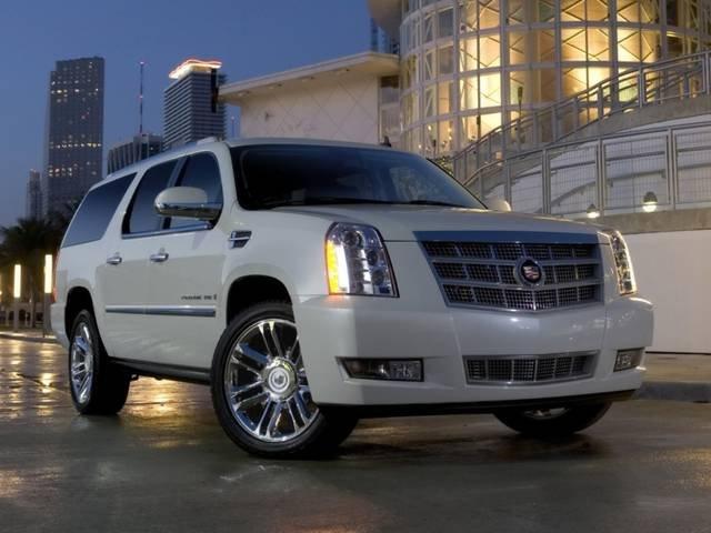 Cadillac Escalade 2011 foto - 5