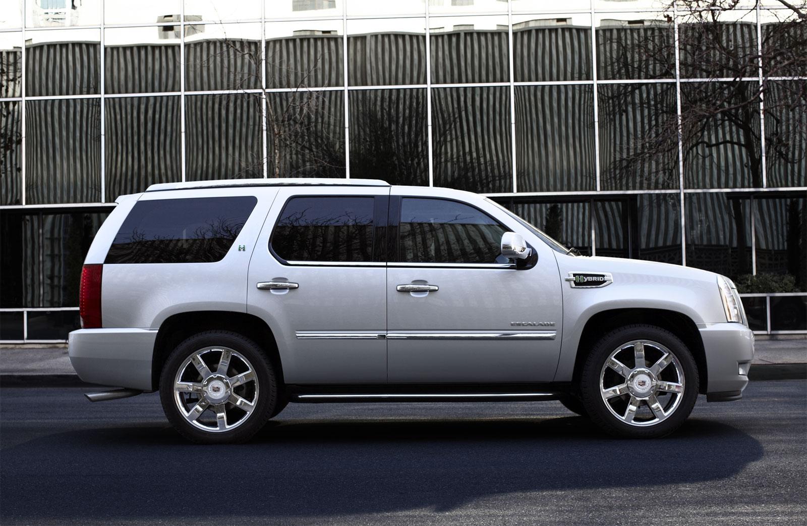 Cadillac Escalade 2012 foto - 3