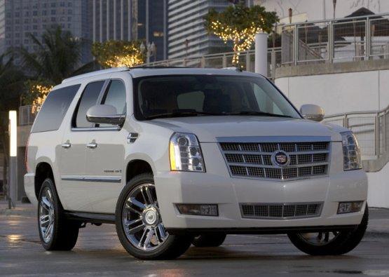 Cadillac Escalade 2012 foto - 4
