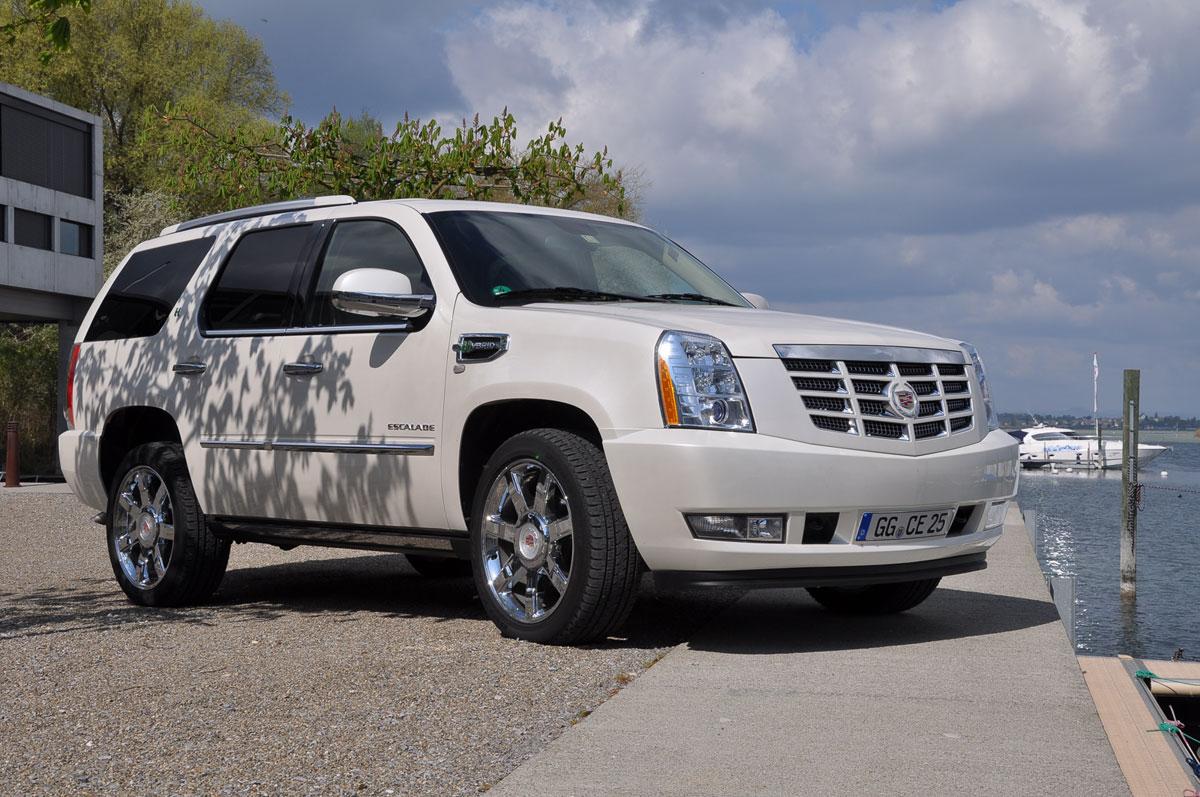 Cadillac Escalade 2012 foto - 5