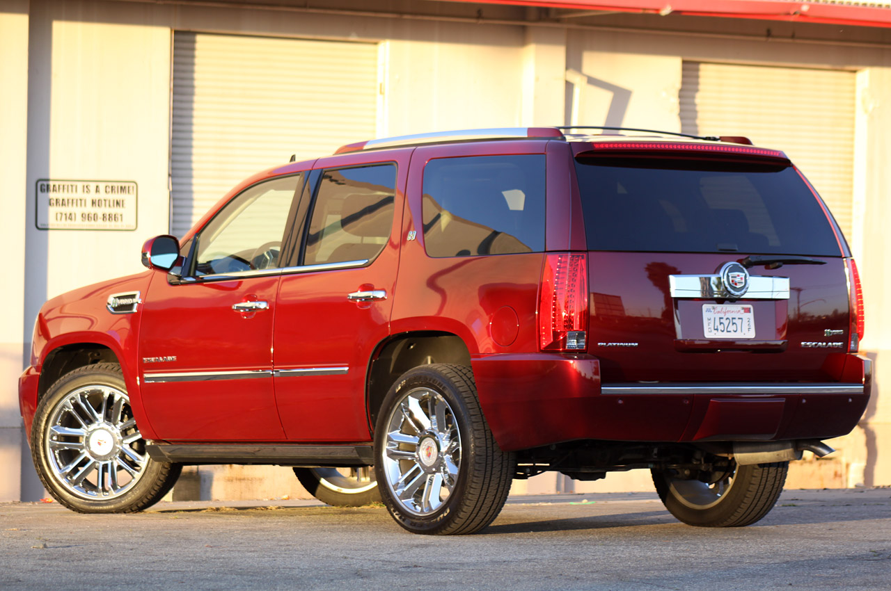 Cadillac Escalade 2012 foto - 6