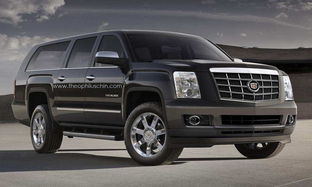 Cadillac Escalade 2014 foto - 1