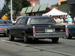 Cadillac Fleetwood 1980 foto - 3