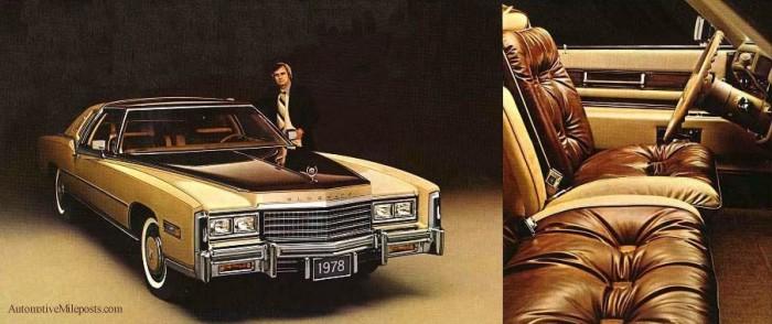 Cadillac Fleetwood 1985 foto - 2