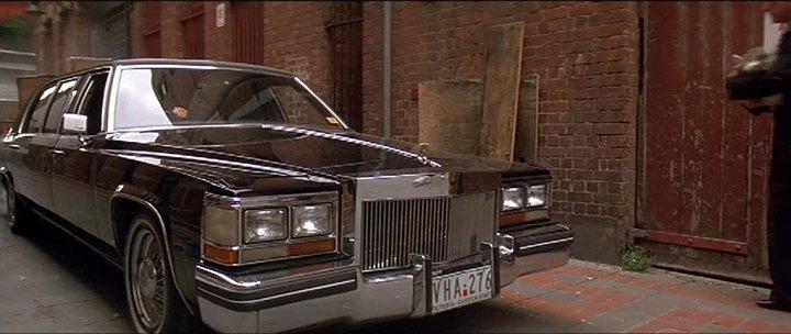 Cadillac Fleetwood 1985 foto - 3