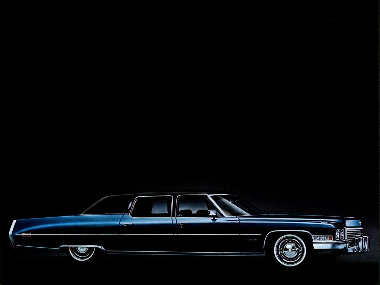Cadillac Fleetwood 1985 foto - 4
