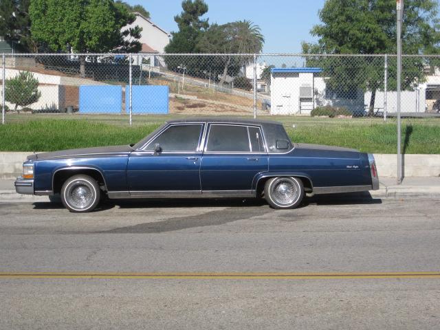Cadillac Fleetwood 1985 foto - 5