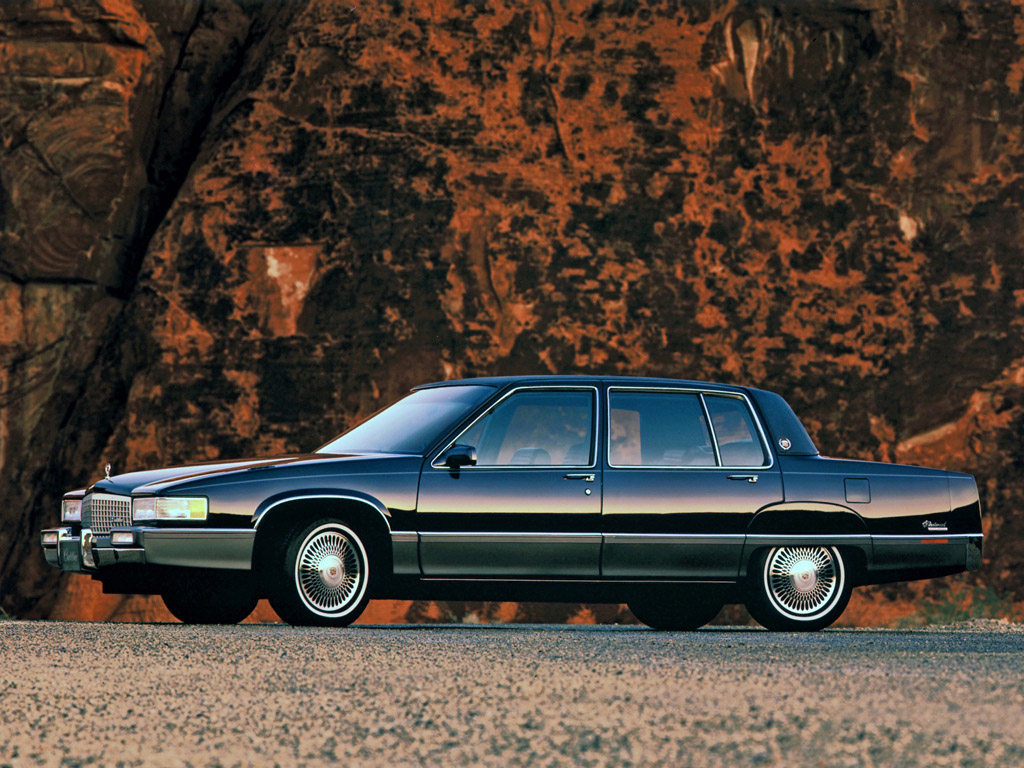 Cadillac Fleetwood 1985 foto - 6