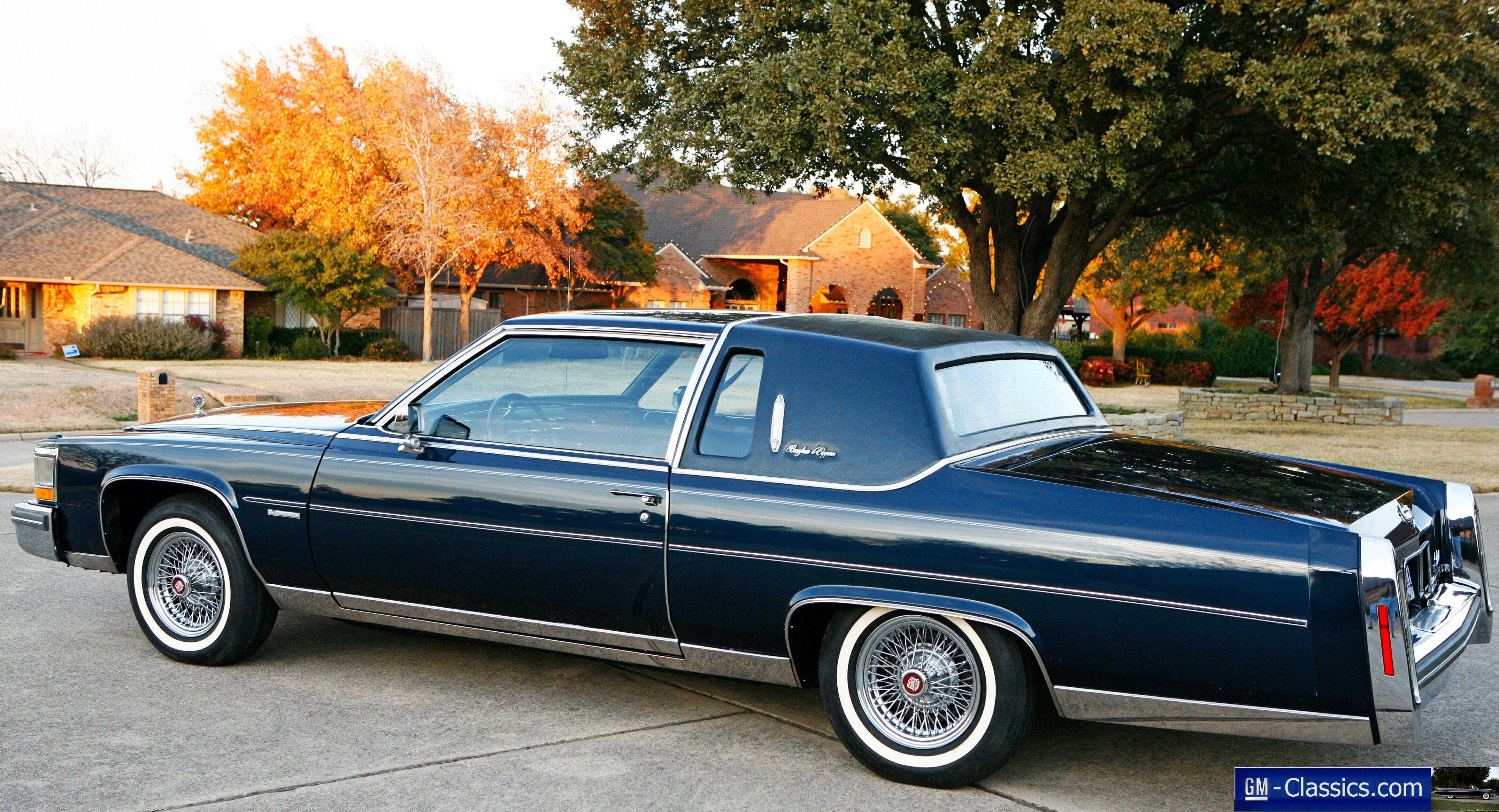 Cadillac Fleetwood 1986 foto - 4