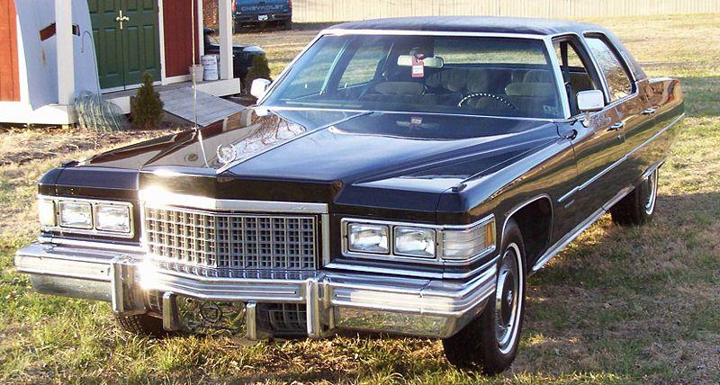 Cadillac Fleetwood 1990 foto - 6