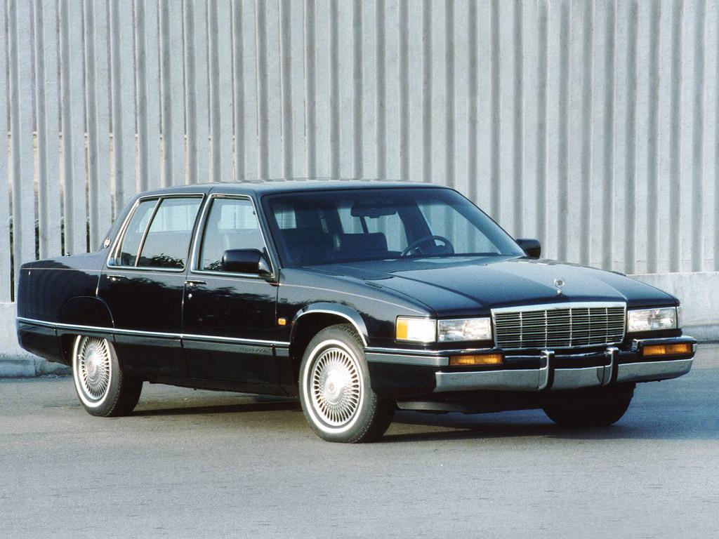 Cadillac Fleetwood 1991 foto - 6