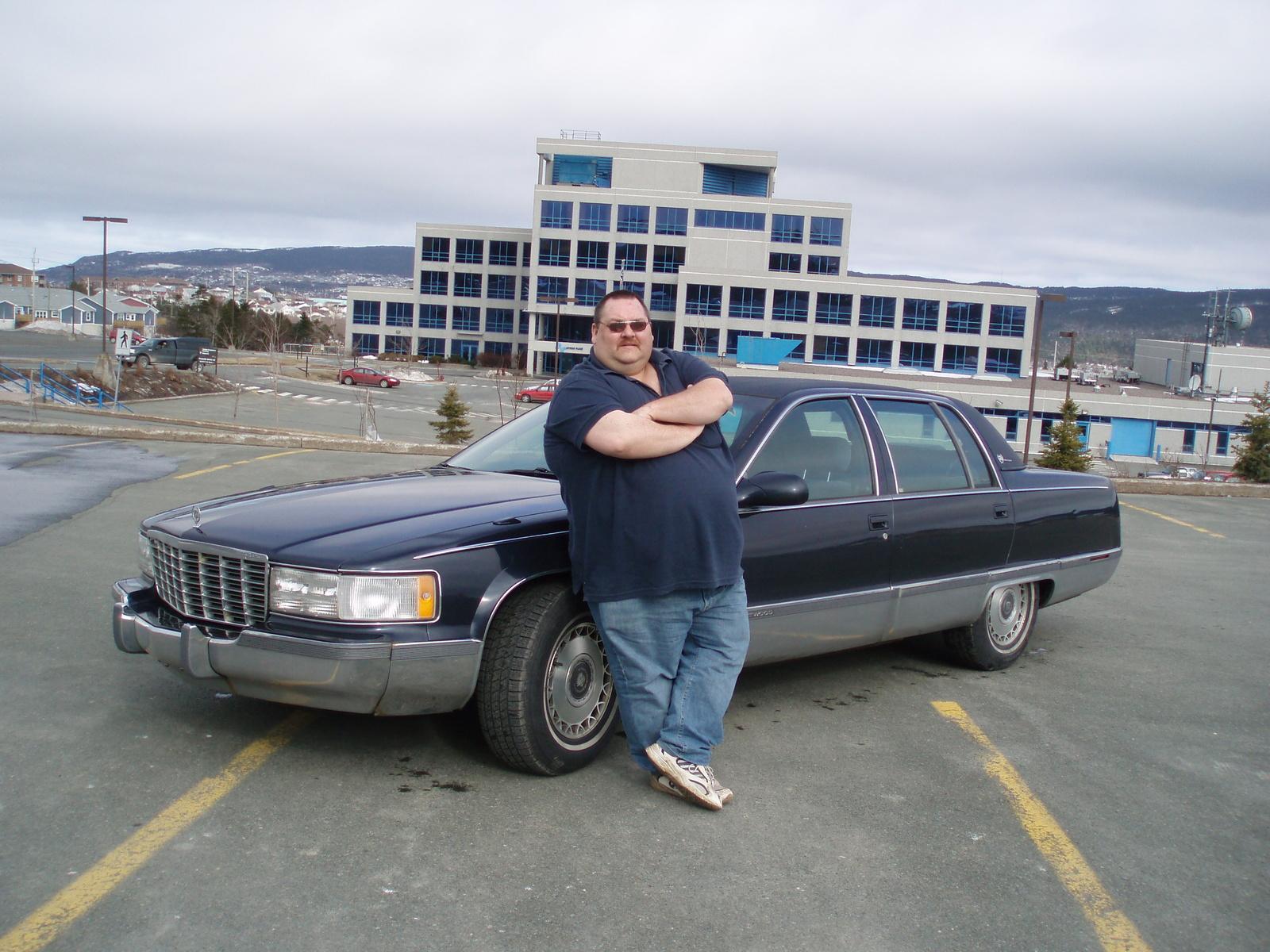 Cadillac Fleetwood 1992 foto - 1