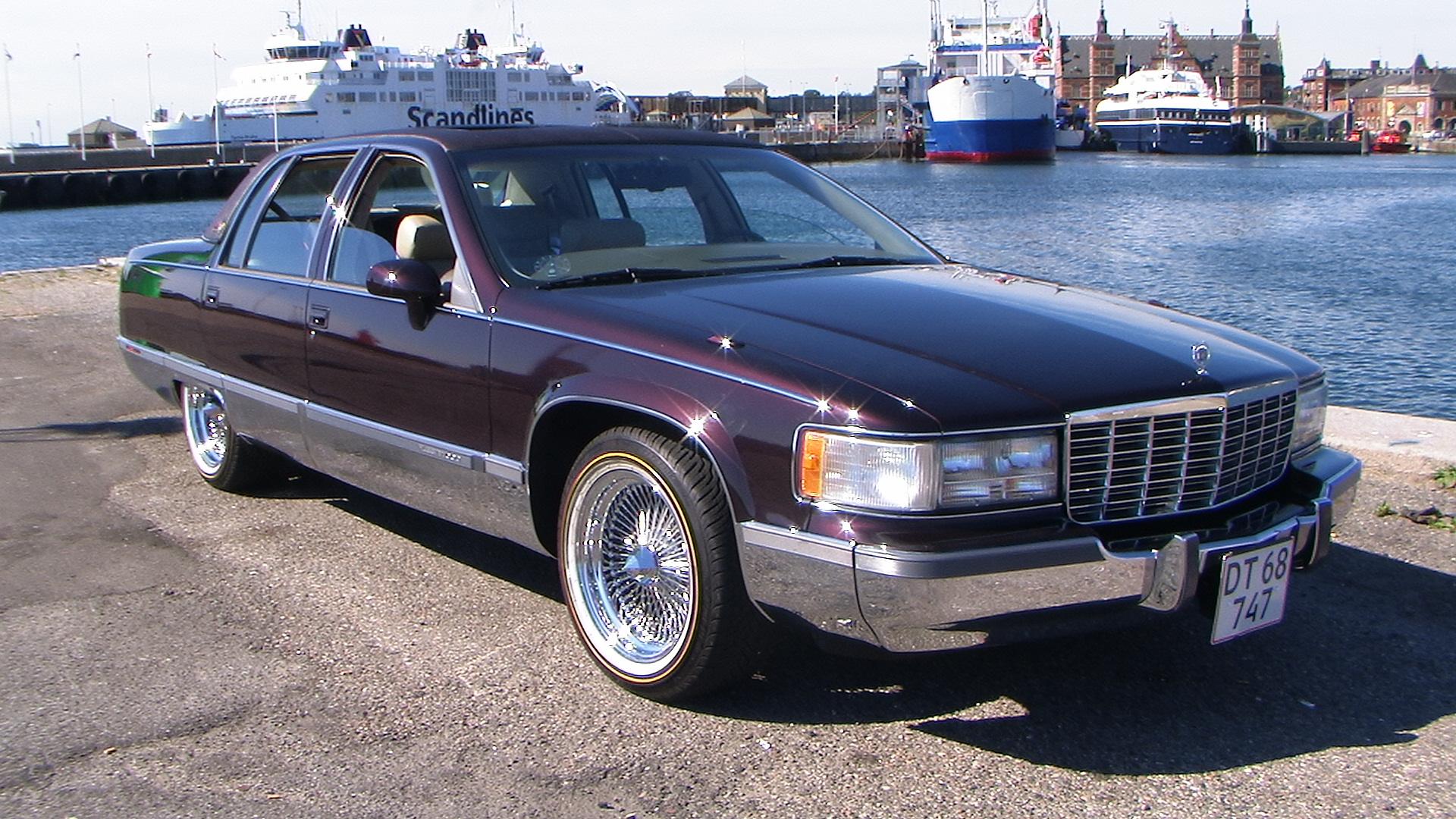 Cadillac Fleetwood 1993 foto - 5