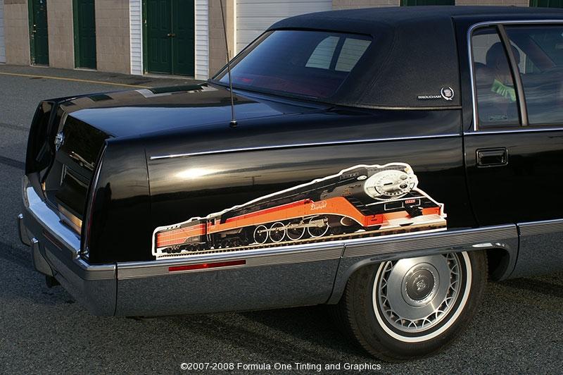 Cadillac Fleetwood 1993 foto - 6