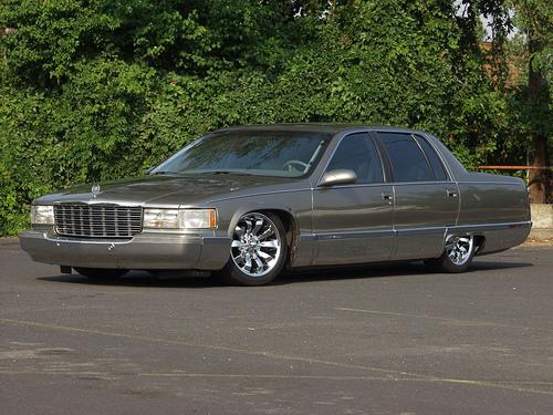 Cadillac Fleetwood 1994 foto - 1