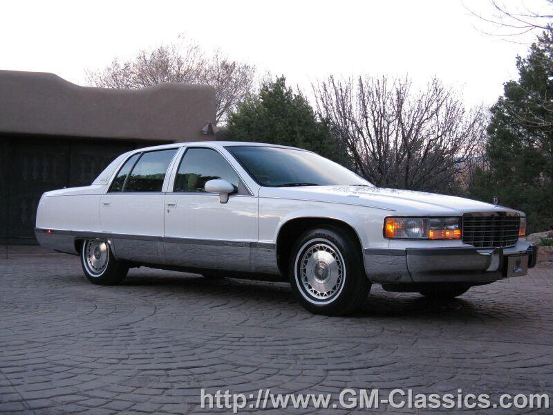 Cadillac Fleetwood 1994 foto - 3