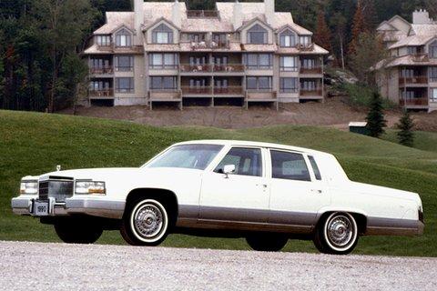 Cadillac Fleetwood 1994 foto - 4