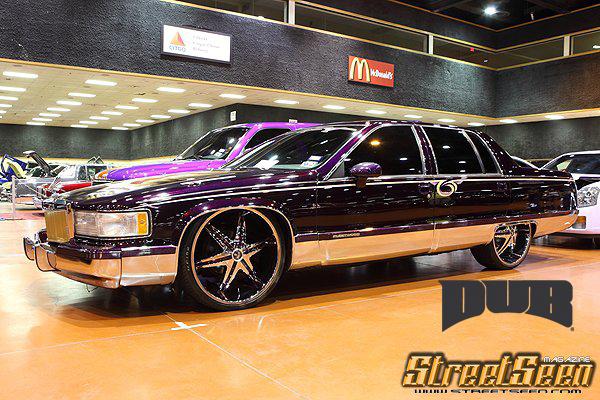Cadillac Fleetwood 1994 foto - 5