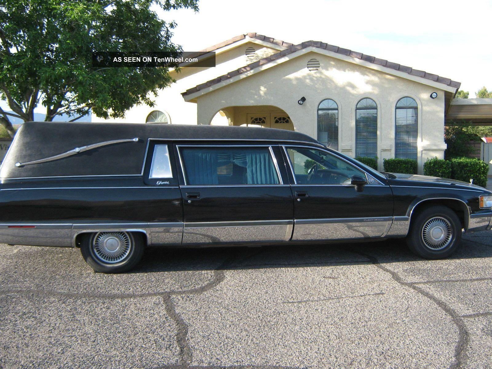 Cadillac Fleetwood 1994 foto - 6